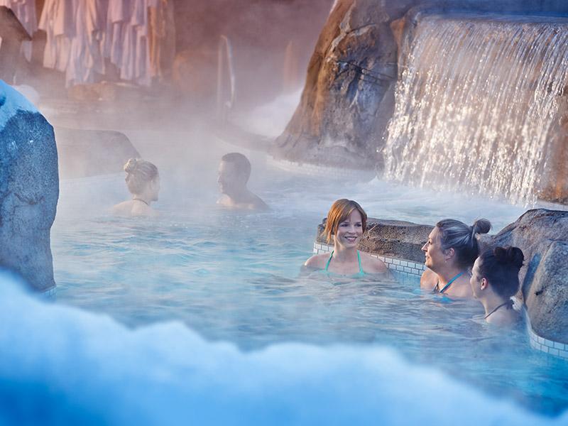 Trois bonnes raisons d'aller au spa cet hiver