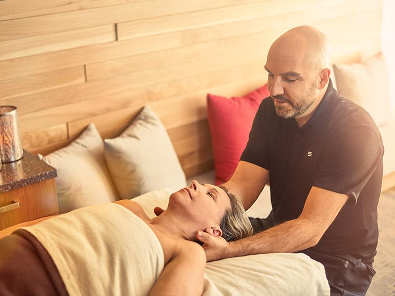 Le massage, bien plus qu'un moment de détente