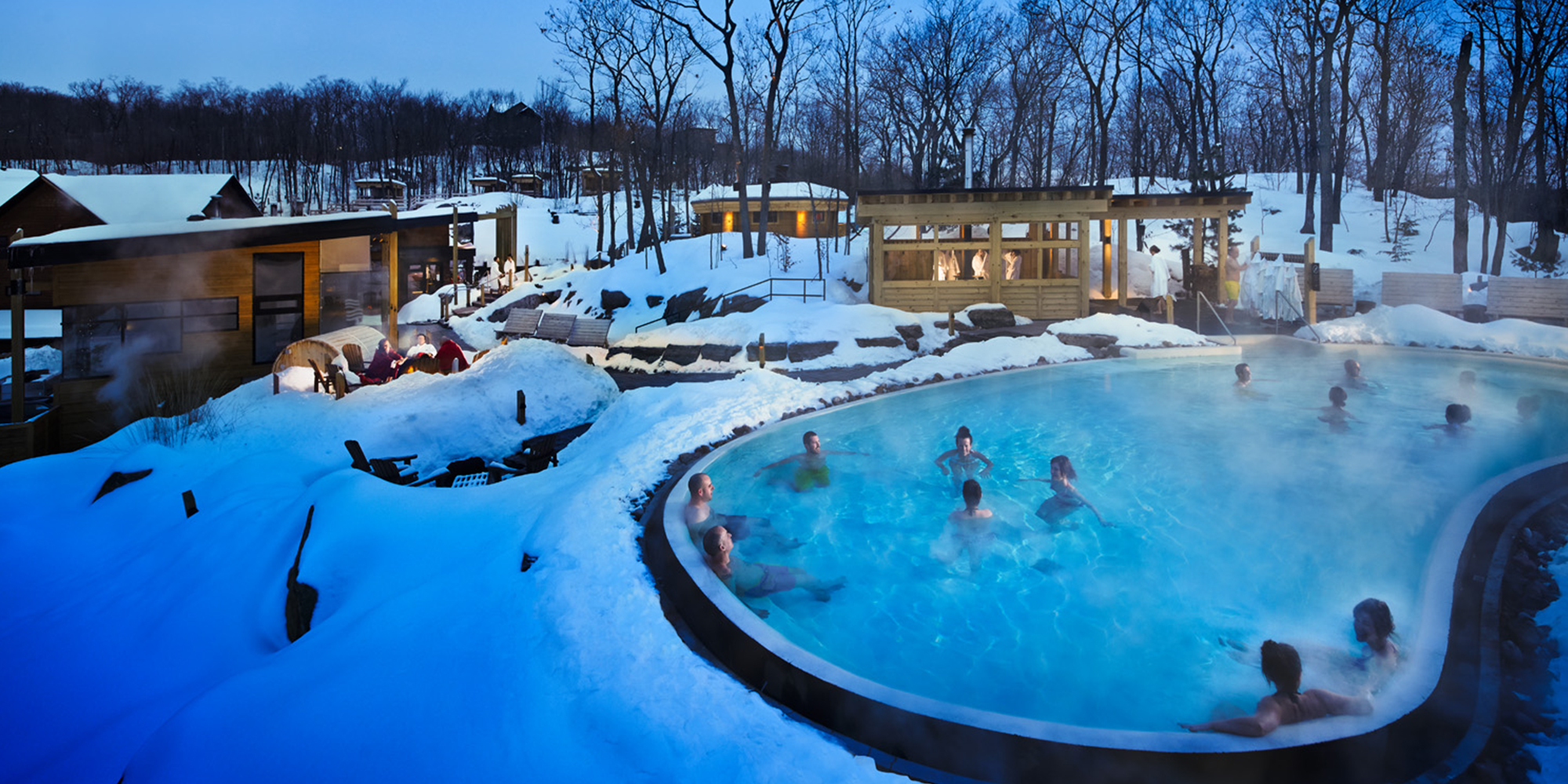 Nordik Spa And Inspiration Photos And Videos Online Albums Nordik Spa Nature Chelsea Qc