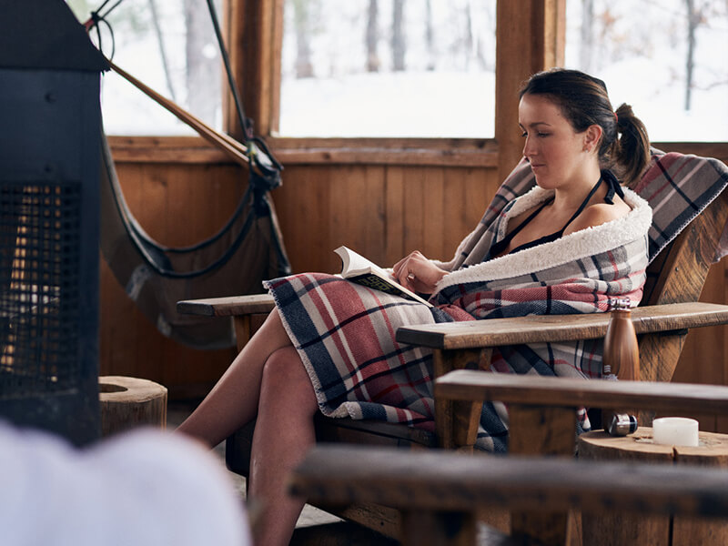 The 10 must of winter at the spa