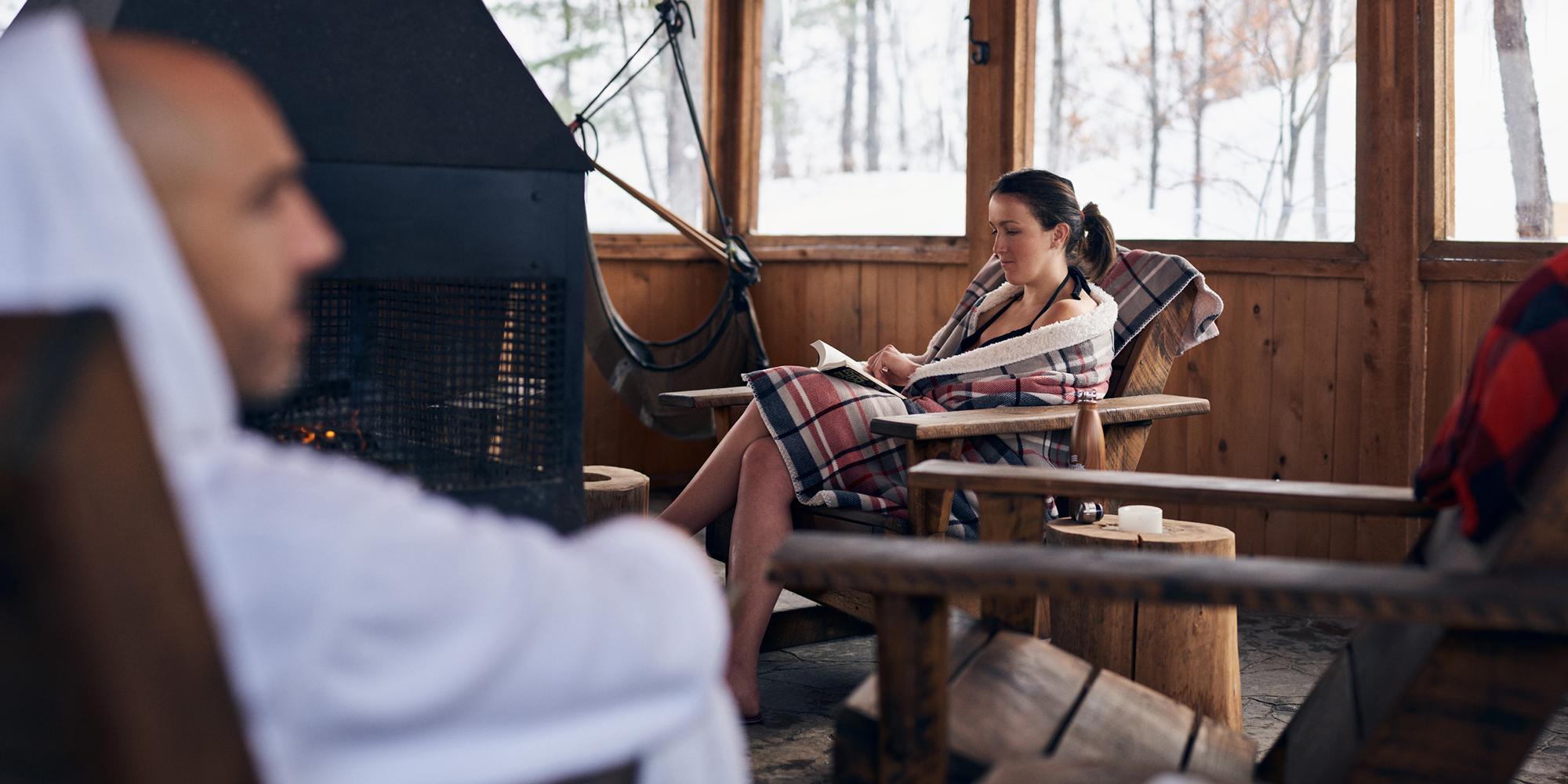 Kalmeo relaxation pavillon