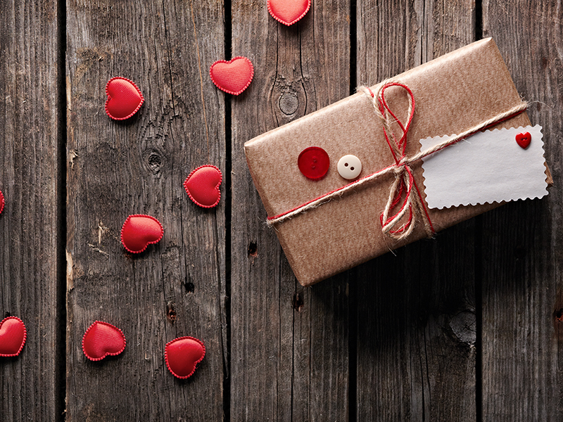 our top 5 romantic gift ideas for valentines day