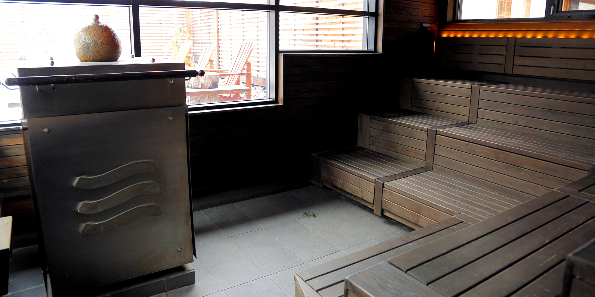 Sauna Aromi