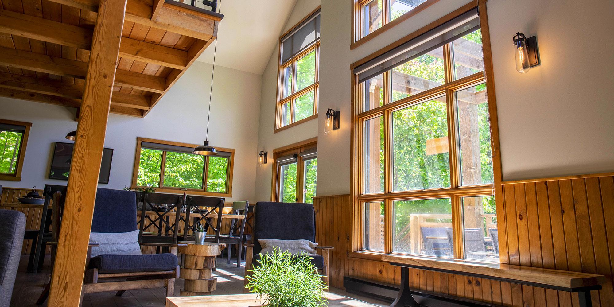 Nordik Lodge Accommodation Rental Package Nordik