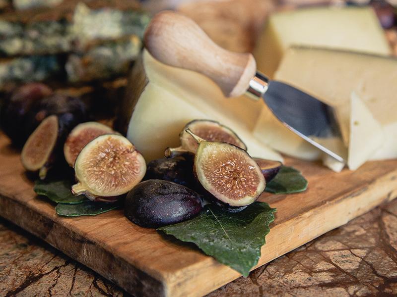 plateau de fromages et charcuteries chelsea