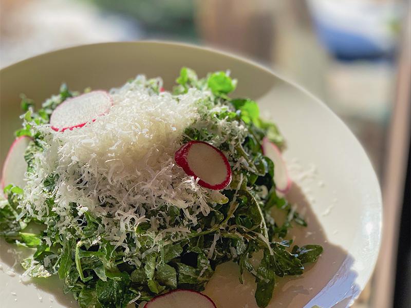 Notre sauce à salade Green Goddess